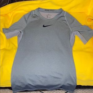 Nike Pro Tight Fit Running Top